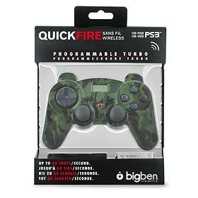 Bigben Interactive QuickFire Destruction Pad (PS3)