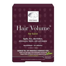 New Nordic Hair Volume 30 Tabletter