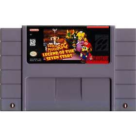 Super Mario RPG: Legend of the Seven Stars (USA) (SNES)