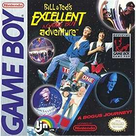 Bill & Ted's Excellent Game Boy Adventure: A Bogus Journey
