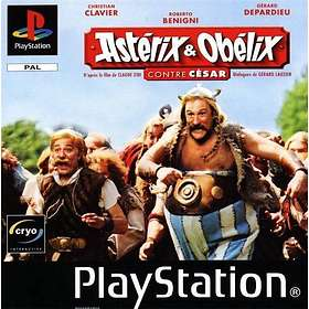 Asterix & Obelix Take on Caesar (PS1)