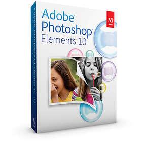 Adobe Photoshop Elements 10 Win Sve
