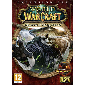 World of Warcraft Expansion: Mists of Pandaria