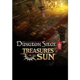 Dungeon Siege 3 Expansion: Treasures of the Sun