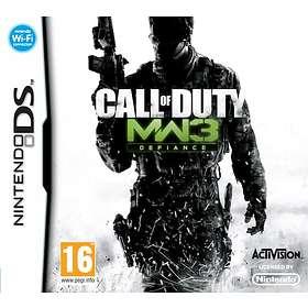 Call of Duty: Modern Warfare 3 - Defiance (DS)