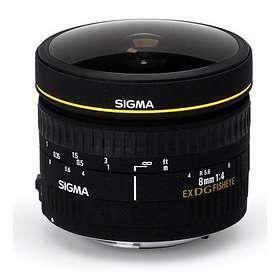 Sigma 8/3,5 EX DG Fisheye for Nikon