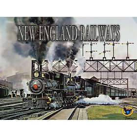 Eagle Games New England Railways