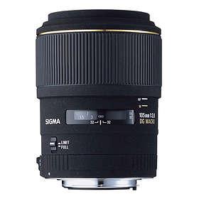 Sigma 105/2.8 EX DG Macro 1:1 for Olympus/Panasonic