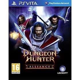 Dungeon Hunter: Alliance (PS Vita)