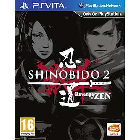 Shinobido 2: Revenge of Zen (PS Vita)