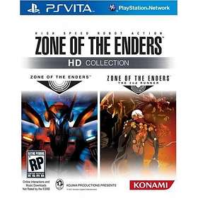 Zone of the Enders HD Collection (PS Vita)