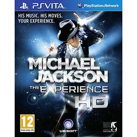 Michael Jackson: The Experience HD (PS Vita)