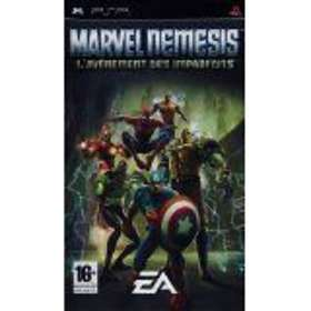 Marvel Nemesis: Rise of the Imperfects (PSP)