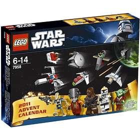 LEGO Star Wars 7958 Advent Calendar 2011