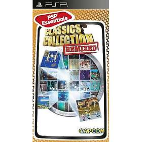 Capcom Classics Collection: Remixed (PSP)