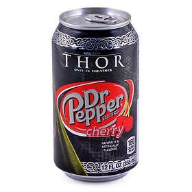 Dr Pepper Cherry Burk 0,355l