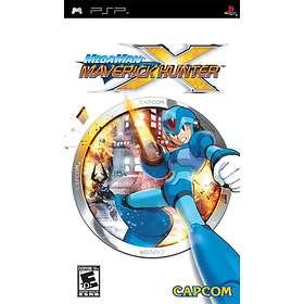 Mega Man: Maverick Hunter X (PSP)