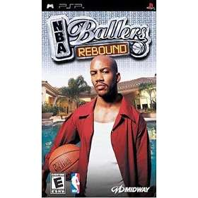 NBA Ballers: Rebound (PSP)