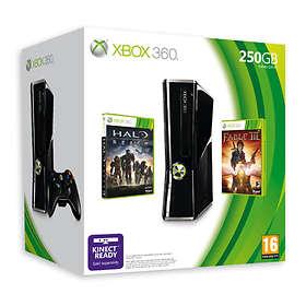 Microsoft Xbox 360 Slim 250GB (ml. Halo Reach + Fable III)