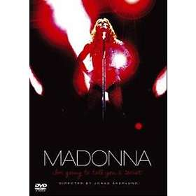 Madonna: I'm Going to Tell You a Secret  (UK)