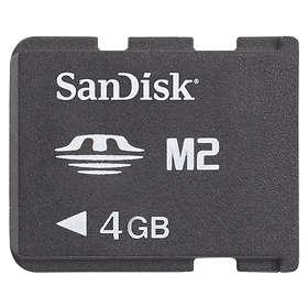 SanDisk Memory Stick Micro 4GB