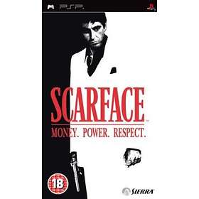 Scarface: Money. Power. Respect. (PSP)