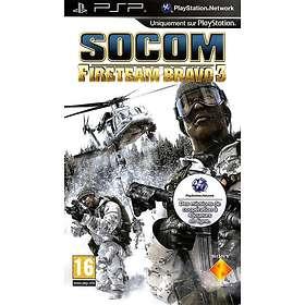 SOCOM U.S. Navy SEALs: Fireteam Bravo (PSP)