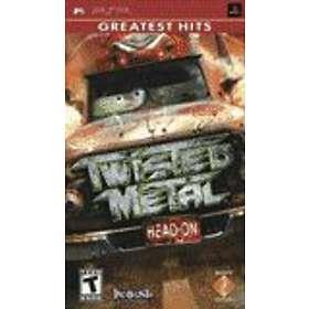 Twisted Metal: Head On (PSP)