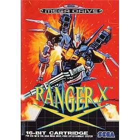 Ranger X (Mega Drive)