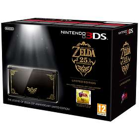 Nintendo 3DS (inkl. The Legend of Zelda: Ocarina of Time) - 25th Anniversary Ed.