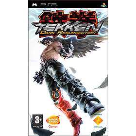 Tekken: Dark Resurrection (PSP)
