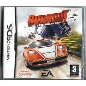 Burnout: Legends (DS)