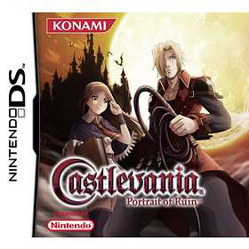 Castlevania: Portrait of Ruin (DS)