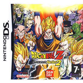 Dragon Ball Z: Supersonic Warriors 2 (DS)
