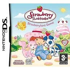 Strawberry Shortcake: Strawberryland Games (DS)