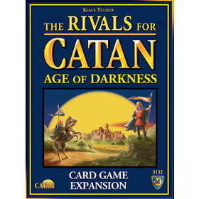 Mayfair Games Catan: Age Of Darkness (exp.)