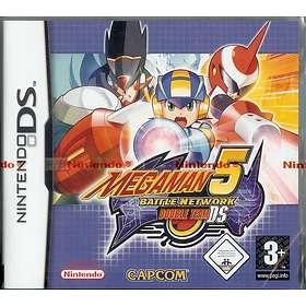 Mega Man Battle Network 5: Double Team (DS)