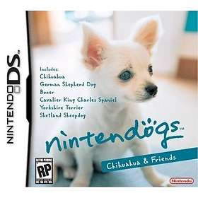 Nintendogs: Chihuahua & Friends (DS)