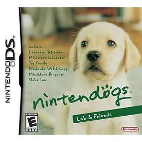 Nintendogs: Labrador & Friends (DS)