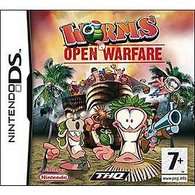 Worms: Open Warfare (DS)
