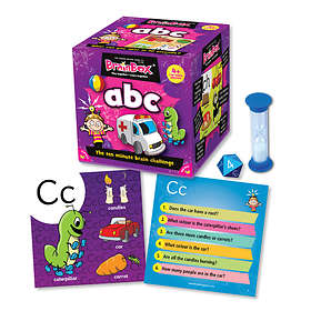 Green Board Games Brainbox: ABC