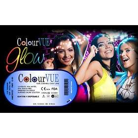 ColourVUE Crazy Lens (2-pack)