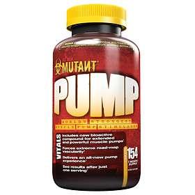Mutant Nutrition Pump 154 Kapslar