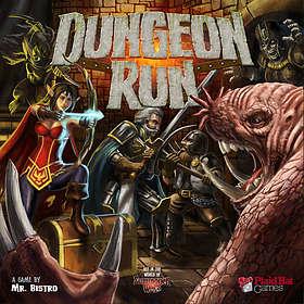 Plaid Hat Games Dungeon Run