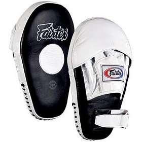 Fairtex Contoured Muay Thai Focus Mitts (FMV8)