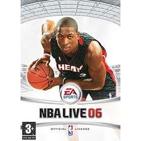 NBA Live 06 (PS2)