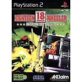 18 Wheeler: American Pro Trucker (PS2)