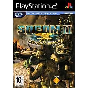 SOCOM II: U.S. Navy SEALs (PS2)