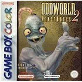 Oddworld Adventures 2 (GBC)