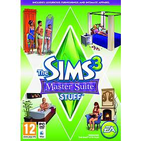 The Sims 3 Expansion: Master Suite Stuff